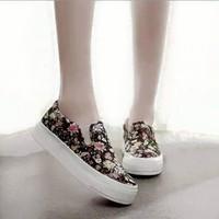 HÀNG NHẬP CAO CẤP - Giày lười hoa sành điệu