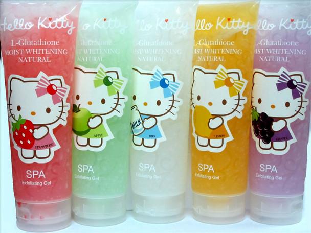 Gel Tẩy tế bào chết Body Hello Kitty  1