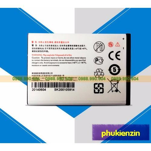 Pin điện thoại philips s308 abi400bwml