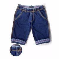 NK 0606 - Quần Short Jeans Nam Phong Cách - QR_01