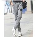 Quần jeans nữ nút xéo Mã: QD541