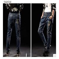 Quần jeans lưng thun n5 Mã: QD538