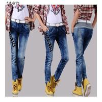 Quần jeans nữ khaki Mã: QD613