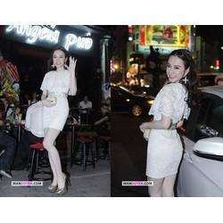 Đầm Ren Angela Phương Trinh