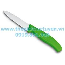 Dao cắt rau củ Victorinox lưỡi răng cưa lưỡi dài 8cm