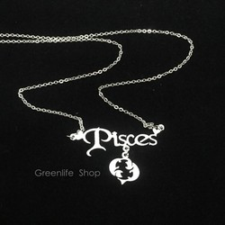 [Greenlife Shop] DX507 - Dây chuyền cung Pisces