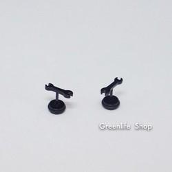 [Greenlife Shop] BX444 - Khuyên tai inox cờ lê