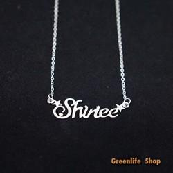 [Greenlife Shop] DX563 - Dây chuyền nhóm nhạc Shinee