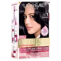 Thuốc nhuộm tóc L'oreal Excellence Creme - Đức