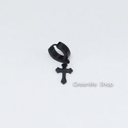 [Greenlife Shop] BX432 - Khuyên tai inox thánh giá