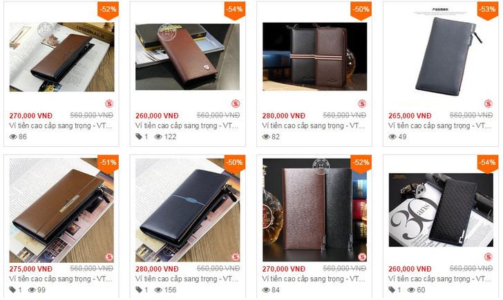 Ví Tiền Cao Cấp Sang Trọng - VT102 8