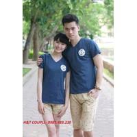 Áo phông đôi mùa hè HT025