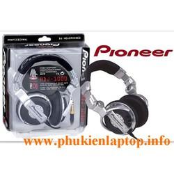 TAI NGHE PIONEER DJ-1000 MÀU BẠC