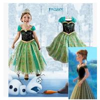 đầm công chúa ANNA