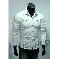 Chuyên sỉ và lẻ áo sơ mi nam  Facioshop OLtd102