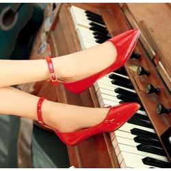 Koin - Giày búp bê mũi nhọn quai hậu BB22 - bảo hành 12 tháng