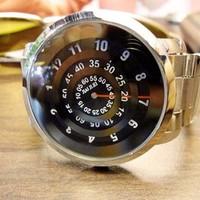 Đồng hồ nam 1 kim cá tính, độc đáo