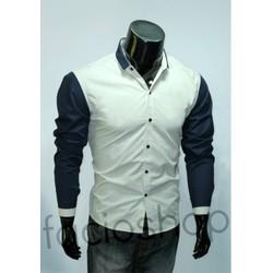 Chuyên sỉ và lẻ áo sơ mi nam Facioshop OLtd106