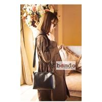 Túi đeo chéo đơn giản, da mềm cực xinh thời trang Bomdo- TX37-2