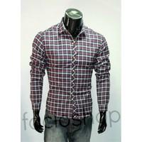 Chuyên sỉ và lẻ áo sơ mi nam Facioshop OM01