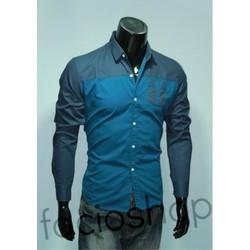 Chuyên sỉ và lẻ áo sơ mi nam Facioshop SC253