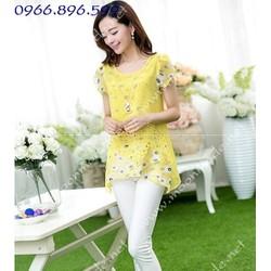 Áo kiểu nữ xinh yêu - Mã MM80165