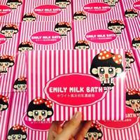 Tắm trắng siêu trắng Emily Milk Bath
