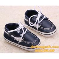Giày tập đi bé trai G194