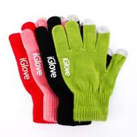 Găng tay cảm ứng iGlove- ấm áp tiện dụng