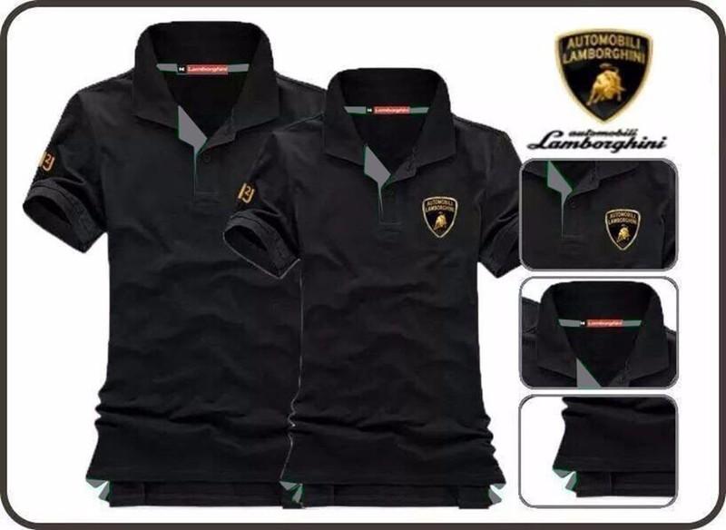 Áo cặp Lamborghini cao cấp 2015 vàng 2