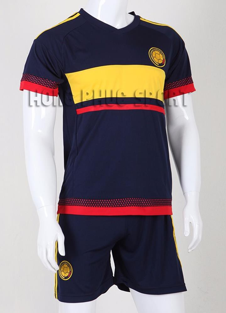 bo quan ao tuyen columbia 2015 2016 mau thu 2 mau xanh den 1m4G3 b9c74d simg d0daf0 800x1200 max Lời khuyên lựa chọn quần áo bóng đá tạo được cảm giác êm ái