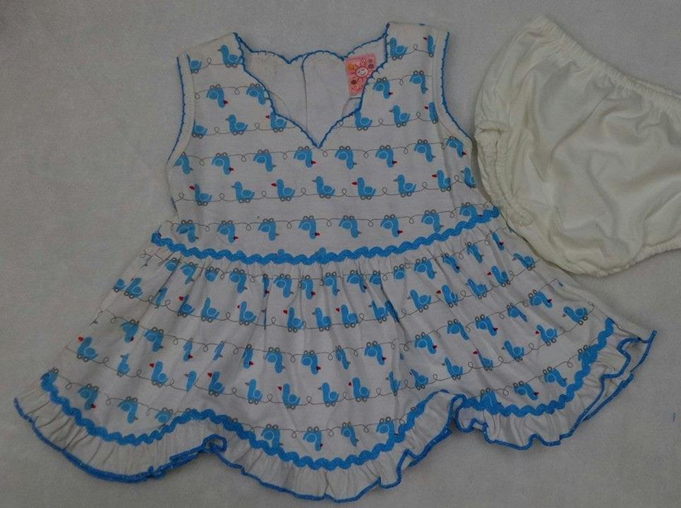 dam thun thoi trang cho be gai hang sale size 1 1m4G3 c50c08 Thu đến tìm chọn trang phục thời trang bé gái cho bé con