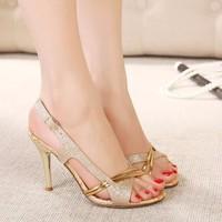 Sandal cao cấp Hàn Quốc
