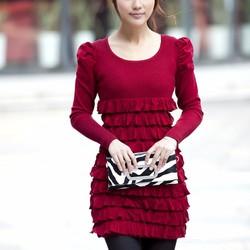 Đầm xinh dạo phố