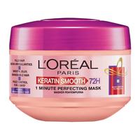 Kem ủ dưỡng tóc suôn mượt Keratin Smooth 72h Perfecting Mask
