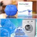 Banh giặt quần áo không cần xà phòng-công nghệ Hàn quốc