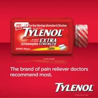Thuốc Giảm Đau, Hạ Sốt Tylenol Extra Strength 325 viên