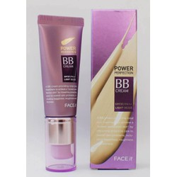 Face It Power Perfection BB Cream Thefaceshop tuýp nhỏ 20ml