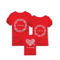 Set 3 áo gia đình Lovefamily SHOP THAOKIM