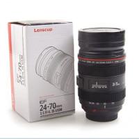 Ly nước hình ống kính 400ml Canon Lens 4