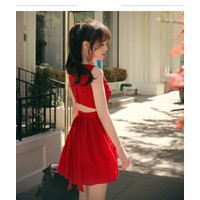 Đầm Xòe Hot Girl Nhập Khẩu Hong Kong YW478