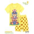 Tinker Bell Kids - Bộ GAP ngắn 577 - Garfield Y