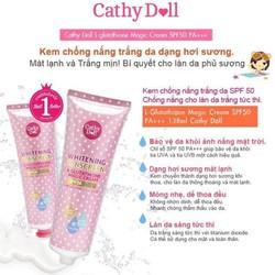 Kem trắng da chống nắng Cathy Doll