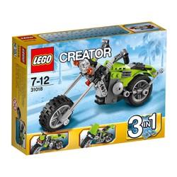 Bộ lắp ráp Siêu mô tô - LEGO Creator 31018 Highway Cruiser
