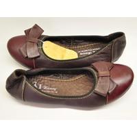 Giày búp bê đế cong B48D01N