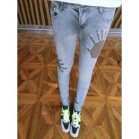 quần skinny jeans hình bàn tay Mã: QD638
