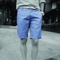 MaoMao - Quần Shorts Nam Phong Cách - Màu Xanh Da - MLS003