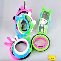 Viền ốp tai gấu- tai thỏ cho các dòng điện thoại- giao màu ngẫu nhiên