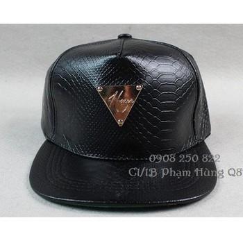 Mũ nón hip hop snapback HATER Da Rắn. Hàng nhập cung cấp sỉ lẻ