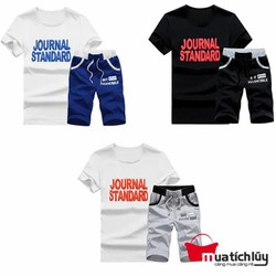 Bộ quần áo thể thao nam Standard